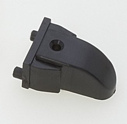 Picture of Track end. Impact absorbing