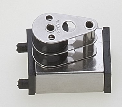 Picture of Track end stop with doubleball bearing block