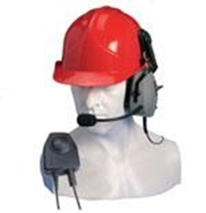 Picture of CHP750HS Single earpiece ear defender for HT portable radio