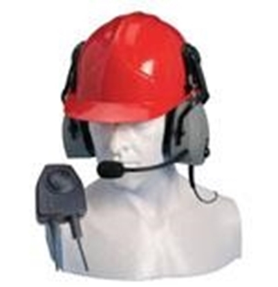 Picture of CHP750HD Double ear-cup ear defender for HT portable radio