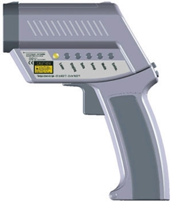 Picture of Infrared hand held measuring device - MaxiTemp 24 A3