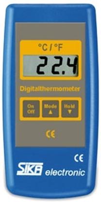 Termómetro portátil para temperatura - MH 1170