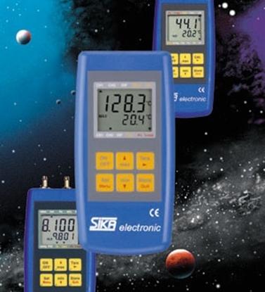 Informação sobre sensores externos
