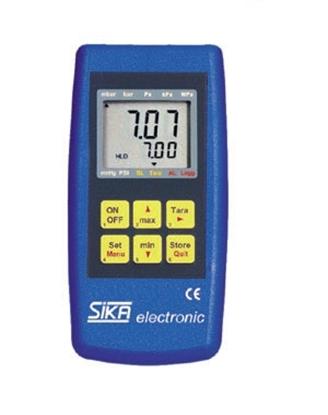 Medidor de pressão de sensor externo - MH 3111