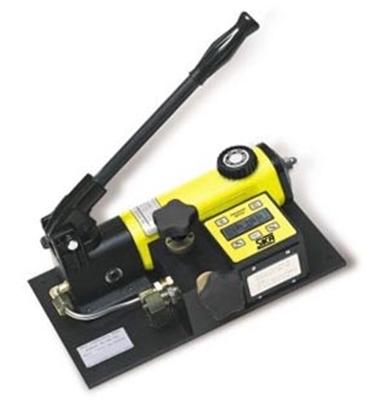 Calibrador de pressão de alta precisão