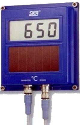 Picture of SolarTemp marine type 850 with mounting plate - standard version