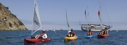 Picture of Hobie kayak sail kit