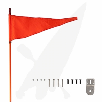 Picture of Hobie safety flag with mount
