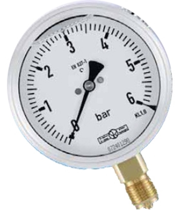 Picture of Pressure Gauges