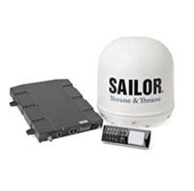 Picture of SAILOR mod. Fleetbroadband 150, terminal marítimo