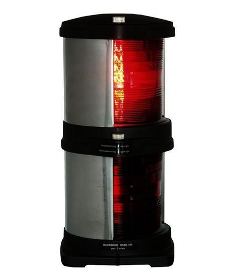 Farol 760 duplo Bombordo - vermelho