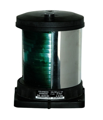 Picture of Side light Starboard - green