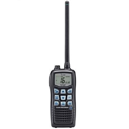 Picture of Icom IC-M35 buoyant VHF handheld