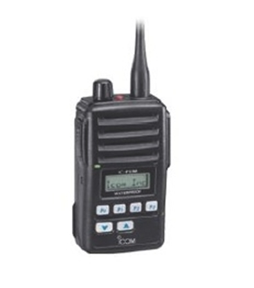 Picture of Icom IC-F61 buoyant UHF handheld