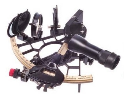 Picture of Cassens & Plath Horizon-Ultra marine sextant - Black