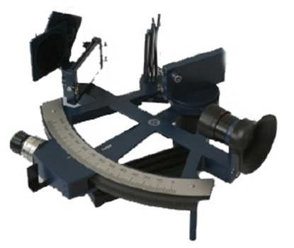 Picture of Yacht sextant - blue