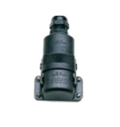 5-pin male plug