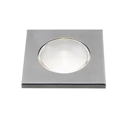 Picture of Square crystal lamp cover 10W - 12V/24V