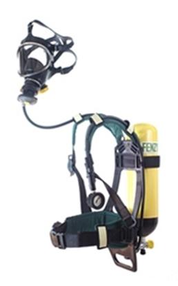 Aparelho respiração autónoma Aeris Marine