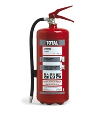 Picture of Dry powder extinguisher FX6 SOLAS