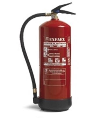 Picture of Extintor pó químico portátil PI-9 ABC
