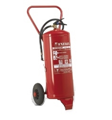 Picture of Dry powder PI-50 ABC fire extinguisher