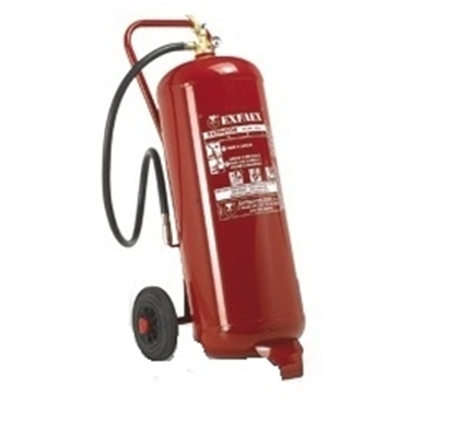 Picture of Dry powder PI-100 ABC fire extinguisher