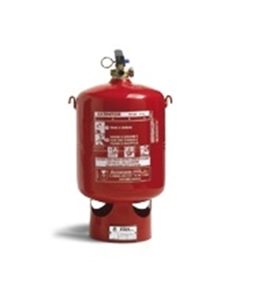 Picture of Dry powder automatic PI-9A ABC fire extinguisher