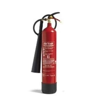 Picture of CO2 FI 5000 fire extinguisher SOLAS
