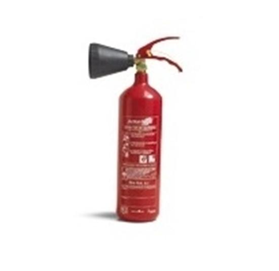 Extintor CO2 AF 02