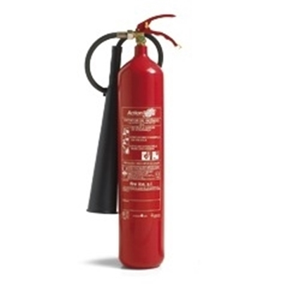 Picture of CO2 AF 05 fire extinguisher