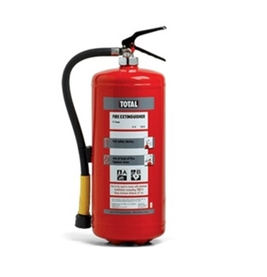 Picture of Dry powder/foam SD9  fire extinguisher - 9Lts AFFF SOLAS