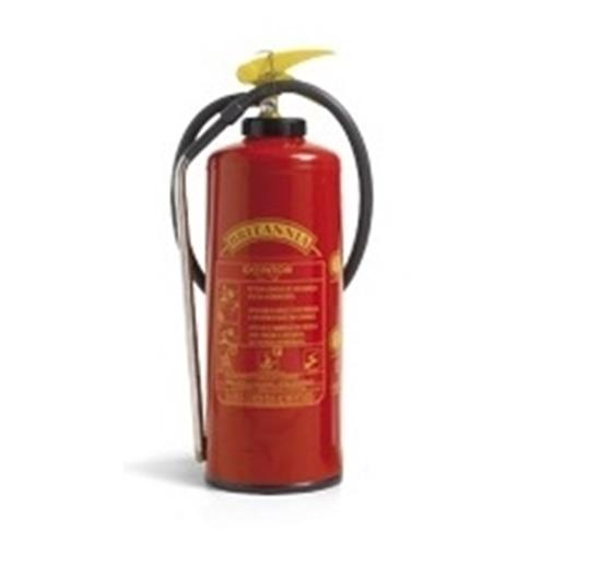 Extintor espuma classe F BFS9 - 9lts