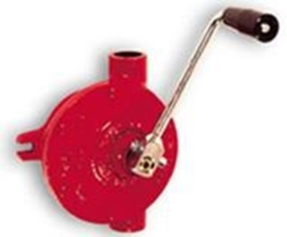 Professional rotary pump
