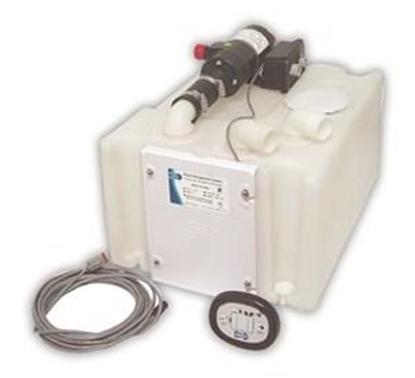 Sistema de gestão de resíduos tipo lll MSD Jabsco - 12V