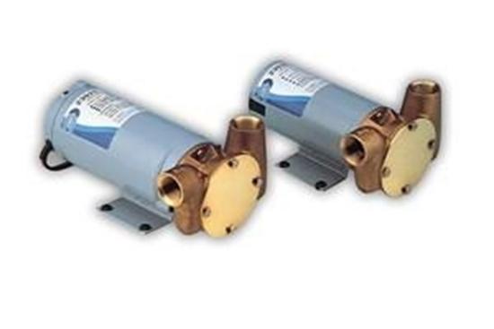 Picture of Jabsco Utility Puppy 3000 DC flexible impeller pump - 43 lts/m