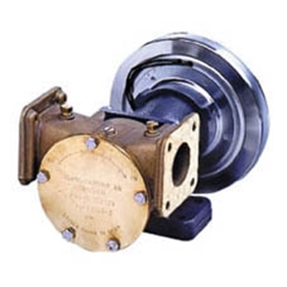 """Picture of Johnson F8B-5000 1 1/2"""" extra heavy duty electro magnetic pump"""