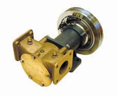 """Picture of F9B-5600 VF - 2"""" extra heavy duty electro-magnetic clutch pump"""