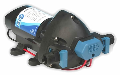Picture of Jabsco Par-Max 1.9 pump - 12v, 1,7 bar diaphragm pump