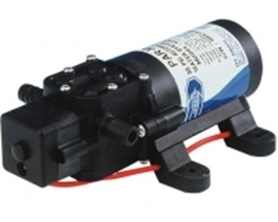 Picture of Jabsco Par-Max 1 pump - 12v,35 psi diaphragm pump