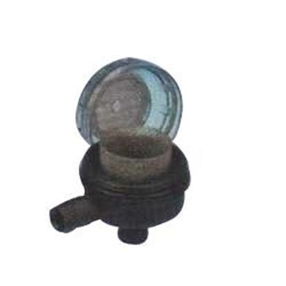 Pre-filtro Pumpgard Jabsco p/ mangueiras de 19mm