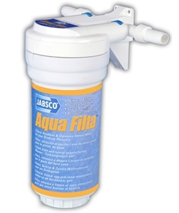 Filtro de água potável Aqua Filta Jabsco
