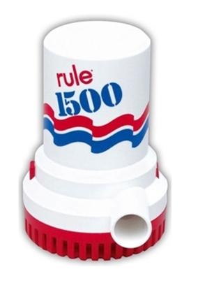 Bomba de porão Rule 1500