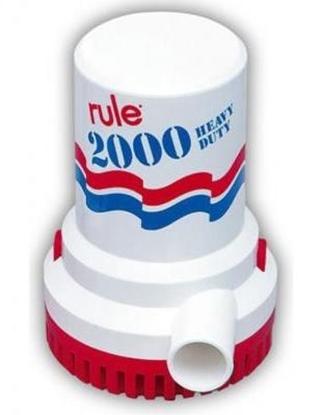 Bomba de porão Rule 2000