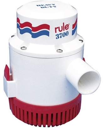 Picture of Rule 3700 bilge pump