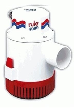 Bomba de porão Rule 4000