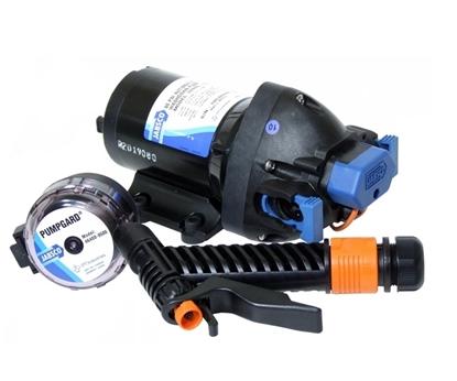 Picture of Conjunto de lavagem Par-Max 4.0, 12 V Jabsco com tubo espiral