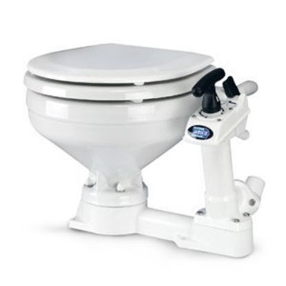 Picture of Twist 'n' lock compact manual toilet
