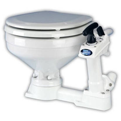 Picture of Twist 'n' lock regular manual toilet