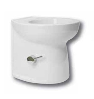 "Picture of Deluxe Flush bidet 17"" straght back"